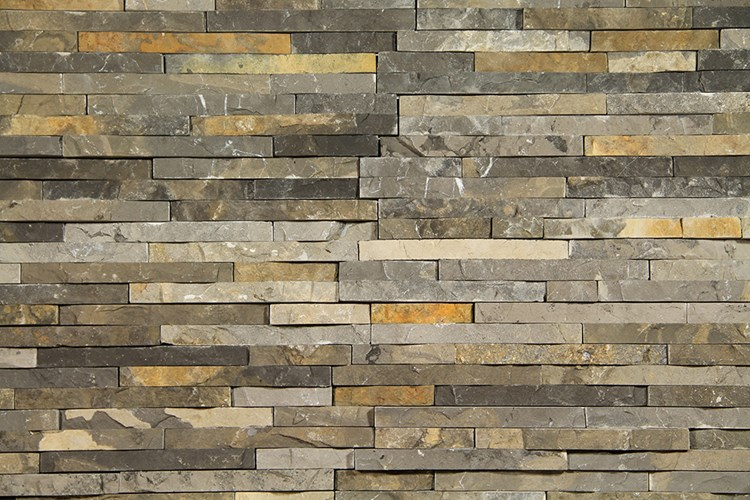 BALI - GREY BROWN  50x10x1.5-2.5 CM * WALL CLADDING 03